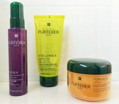 Recomendado por Ursula Corberó, pelo fino parecido al mio. GRAN DESCUBRIMIENTO. Productos Furterer.