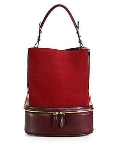 Burberry Burberry Beckett Shoulder Bag