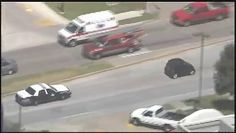 High Speed Police Chase Smart-Car Houston Texas (August 1, 2012) #HighSpeedPursuits