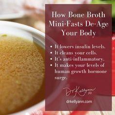Bone Broth Fast Recipe 3 Day Detoxification