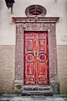 San Miguel De Allende. México. By Frank Ragan