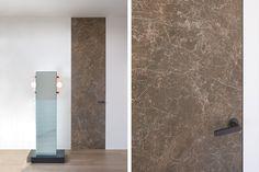Nuovi cristalli e materiali per porte e partizioni Glas Italia