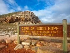 Cape of Good Hope in South Africa Thinking Day Cape Town, South Afrika, Road Trip, Le Cap, City Pass, Thinking Day, Famous Landmarks, Blog Voyage, Nature Reserve