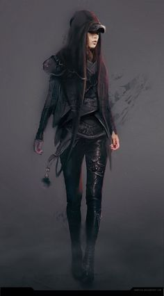 New Concept Art Girl Shadowrun Ideas Chica Cool, Shadowrun, Deviantart, Character Design Inspiration, Character Design Girl, Story Inspiration, Anime Art Girl, Dark Anime Girl, Looks Cool