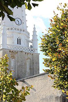 Ars en Re', Ile de Re, Poitou-Charentes, France More info on: www.holidays-fran...