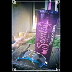 One guess. What's in the cup? #guess #Scentsy #waxmaam
