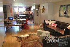 Stunning 3BR, 2 Bath Duplex in #Fort #Greene #Brooklyn with Private Backyard!