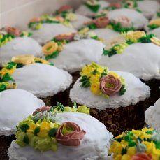 Kuluchi (Easter cakes)