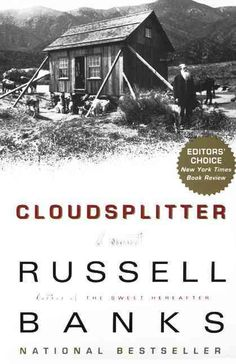 A triumph of the imagination and a masterpiece of modern storytelling, Cloudsplitter is narrated by the enigmatic Owen Brown, last surviving son of America's most famous and still controversial politi