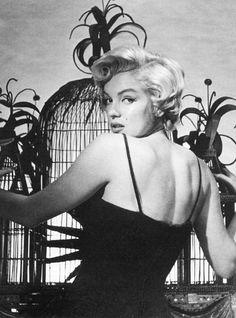 Marilyn Monroe photographed by Jean Howard 1954