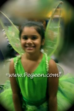 Beginning tomorrow, and throughout the next few weeks, we are introducing a line of Princess Inspired dresses that can be worn as a flower girl dress, parties or daytime or swinging (flying) through the Disney Parks.   Shown - our green silk Tinkerbell style dress (wings optional) - Style 901 - to see other Tinkerbell dresses and more Fairytale Dresses click the link in our bio!  #DisneyBound #tinkerbell #disney #flowergirldress #disneybounding #disneybound #disney #disneystyle #disneyworld