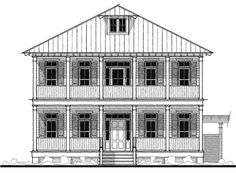 House Plan 73723 | Historic   Southern    Plan with 1788 Sq. Ft., 3 Bedrooms, 3 Bathrooms