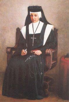 Beata María de San José Alvarado, virgen y fundadora