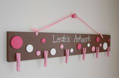 Make one for each child...LOVE THIS!!