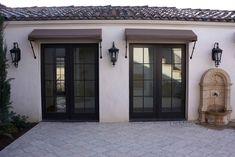 Throughout this custom residence, Demejico has furnished many areas from custom rustic doors to Spanish vanities. Spanish Style Doors. Custom Doors.