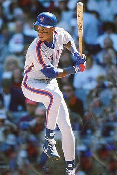 Darryl Strawberry.  New York Mets.