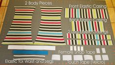 A very photo-heavy guide to sewing a faux gDiaper cover from an upcycled shirt Baby Sewing Projects, Sewing Tutorials, Sewing Patterns, G Diapers, Cloth Diapers, Couches, Cloth Diaper Pattern, Upcycle, Fabric