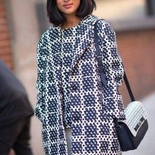 All About Coats. #NYFW #Streetstyle   www.thefashionsection.com