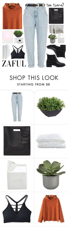 """""""#522 Egress"""" by mia5056 ❤ liked on Polyvore featuring River Island, Ethan Allen, 3.1 Phillip Lim, Crate and Barrel and BIA Cordon Bleu"""