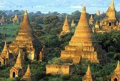 Burma, Bagan Myanmar