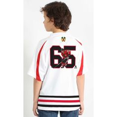 Chicago Blackhawks Youth Andrew Shaw Dri-Fit Jersey/Shirt