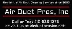 Air Duct Pros, Inc. provides residential air duct and dryer vent cleaning services in MD. Cleaning Air Vents, Clean Dryer Vent, Service Awards, Cleaning Service, Houzz