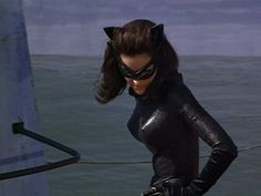 I pretended to be Catwoman Lee Meriwether...at five years old my first boyfriend was Batman, and I was Catwoman!