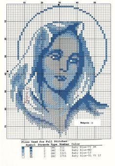 Madonna Azzurra 08