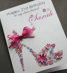 A Creative Cool Selection Of Homemade And Handmade Birthday Card Ideas