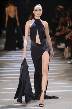 Alexandre Vauthier Parigi - Haute Couture Spring Summer 2013 - Shows - Vogue. Fashion Week Paris, Runway Fashion, Womens Fashion, Female Fashion, Fashion Trends, Alexandre Vauthier, Star Fashion, High Fashion, Fashion Show