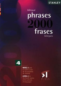 "Cover of ""2000 bilingual phrases"""