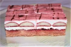 Dessert Recipes, Desserts, Vanilla Cake, Tiramisu, Treats, Ethnic Recipes, Sweet, Food, Basket