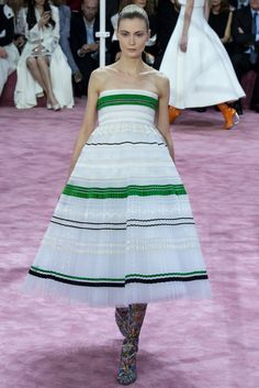 CHRISTIAN DIOR SPRING COUTURE 15