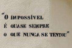 é | wall wisdom | in my pocket | Flickr