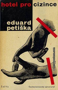 ….Vladimír Fuka, book cover, 1964…