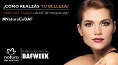 """Concurso """"Realzá tu Belleza"""" en BAFweek Otoño/Invierno 2016"""