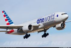 American Airlines N791AN Boeing 777-223/ER aircraft picture