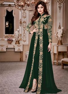 Monissa By Aashirwad Creation 8011 Series Designer Anarkali Suits Festive Collection Beautiful Stylish Fancy Colorful Party Wear & Occasional Wear . Designer Anarkali Dresses, Designer Salwar Suits, Pakistani Dresses, Indian Dresses, Designer Dresses, Designer Sarees, Abaya Fashion, Indian Fashion, Fashion Dresses