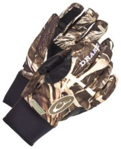 Drake Waterfowl® Systems EST™ Refuge Gloves for Men | Bass Pro Shops