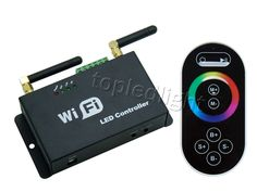 WIFI LED controller - use Android iPhone to control LED lights - Use your cell phone to control LED lights, Cool. Android iPhone LED WIFI controller Products Model: BY-CON-WF100 Key Specs: 3 channels, 50m WiFi control, 802.11g/b, 3*AAA@1.5V, 6 months Standby time, DC5–24V Wholesale Price: US$64.99, MOQ: 1 PCS Free Shipping from China Buy Android/iPhone...