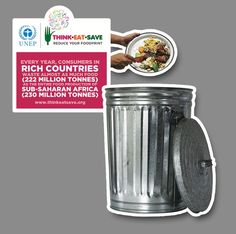 Think. Eat. Save: how you can help put an end to food waste?