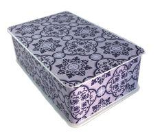 Caixa Azulejo Português - 15 x 24,5 x 8 cm