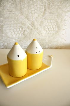 pencil shakers for salt and pepper