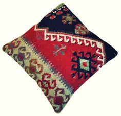 Wool Kilim Pillows