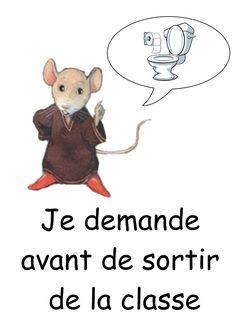 Règles de vie chez les souris