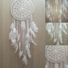 Dreamcatcher White romantic