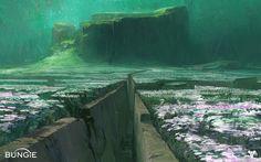 Destiny Game Concept Art