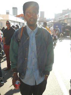 Street Style: STR CRD   Blaque Magazine