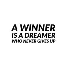 A winner is a dreamer who never gives up Comforters by InpireMe - Queen: x Hope Quotes Never Give Up, This Too Shall Pass Quote, Inspirational Words Of Wisdom, Motivational Quotes For Success, Inspirational Posters, Quotes To Live By, Life Quotes, Hard Work Quotes, Social Media Quotes
