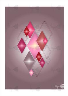 Pink Diamond - www.facebook.com/ihcdesigns